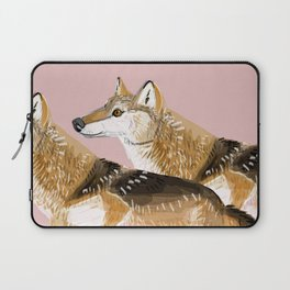 Totem Honshu Wolf Laptop Sleeve
