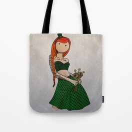 In Luck, I'm Trust Tote Bag