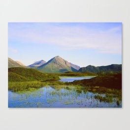 The Isle of Skye Canvas Print