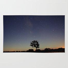 Night of stars Rug