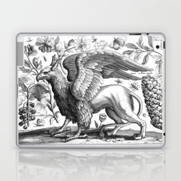A griffin. Laptop & iPad Skin
