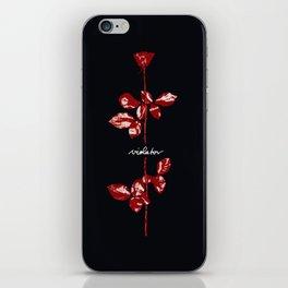 D e p e c h e  M o d e - V i o l a t o r iPhone Skin