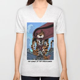The Kings of the Wastelands Unisex V-Neck