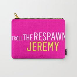 Troll the Respawn Jeremy Carry-All Pouch