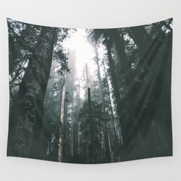 Forest XVIII Wall Tapestry