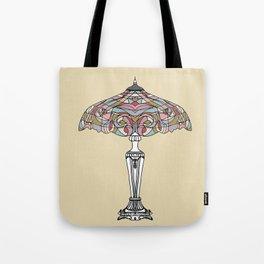 Vintage lamp Tote Bag