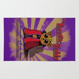 The Terrific Teddy- Ultimate Defender of Sleepytime Rug