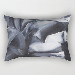 Crumpled Up Rectangular Pillow