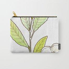 tea botanicals | Camelia // Tea (black, green, oolong) Carry-All Pouch