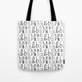 BBBBBBBBBB Tote Bag