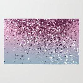 Unicorn Girls Glitter #6 #shiny #pastel #decor #art #society6 Rug