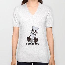 "Karl ""I want you!"" Unisex V-Neck"