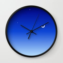 Lucero Wall Clock