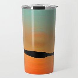 Colorful Bright Modern Art - Eternal Light 2 - Sharon Cummings Travel Mug