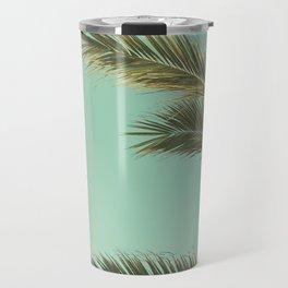 Autumn Palms II Travel Mug