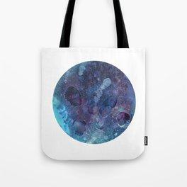 Umbriel Blue Tote Bag