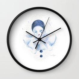 Pierrette Wall Clock