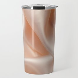 Nude Silk Texture Travel Mug