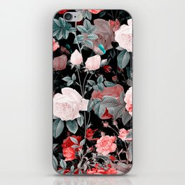 Botanic Floral iPhone Skin