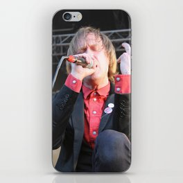 Dennis Lyxzén of Refused iPhone Skin
