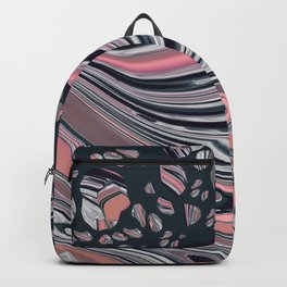 Marble scape dreams Backpack