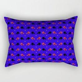 Cute Devil Pattern Rectangular Pillow