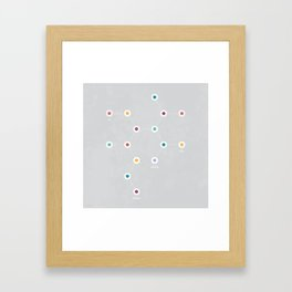 As the Saying Shows Framed Art Print