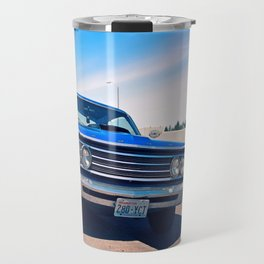 Fairlane blue Travel Mug