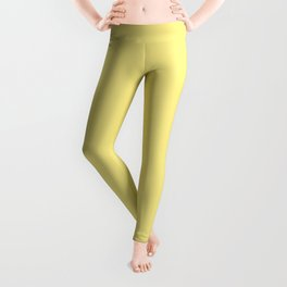 Daffodil Yellow - Solid Color Collection Leggings
