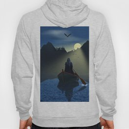 The Mystic Lake Hoody