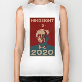 HINDSIGHT IS 2020 Biker Tank