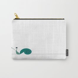 snail yourself Carry-All Pouch