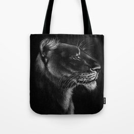 Proud Lioness Tote Bag