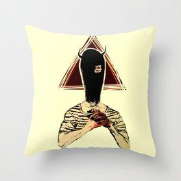 Dear God, Dear God, Tinkle Tinkle Hoy Throw Pillow