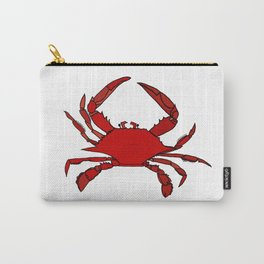 Getting Crabby Carry-All Pouch