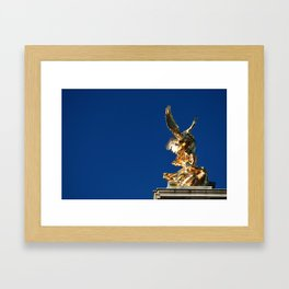 Brillant Framed Art Print