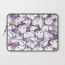 a lot of unicorns Laptop Sleeve