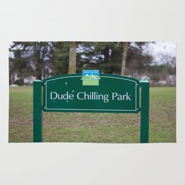 Dude Chilling Park Rug