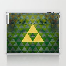 Link Geometry Laptop & iPad Skin