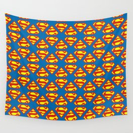 Superman 1978 Wall Tapestry