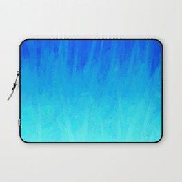 Icy Blue Blast Laptop Sleeve