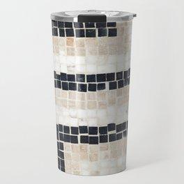Mosaic Detail Travel Mug