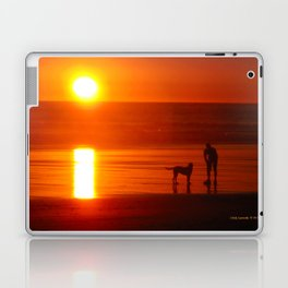 Kalaloch Sunset Laptop & iPad Skin