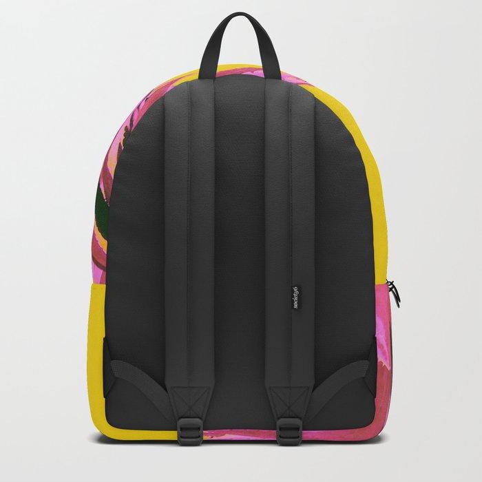 Pop art agave Backpack