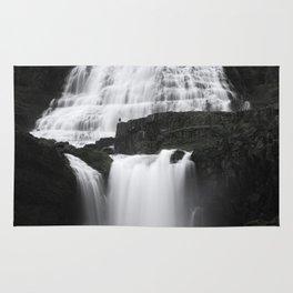 Dynjandi - Thunder of the Westfjords Rug