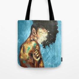 Naturally XXI Blue Tote Bag