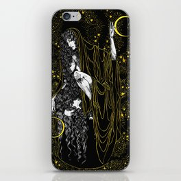 Moon Mother iPhone Skin