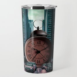 Freeze Time Travel Mug