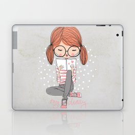 My Diary Laptop & iPad Skin