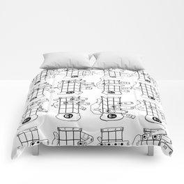 k.w.ink Ukulele Chords Chart: 16 Basic Ukulele Chords  Comforters